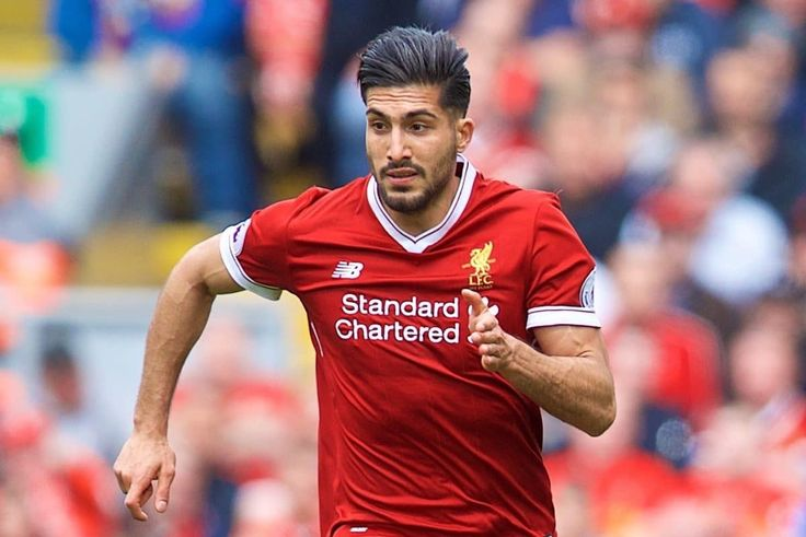 """Last season was not my best"" – Emre Can confident of improved 2017/18 season"