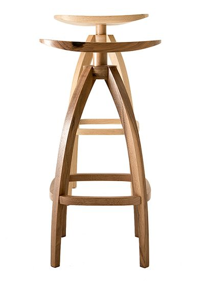 Fabulous Draper Kitchen Stools The unmistakable Draper Kitchen Stool is elegant and well proportioned Supported by