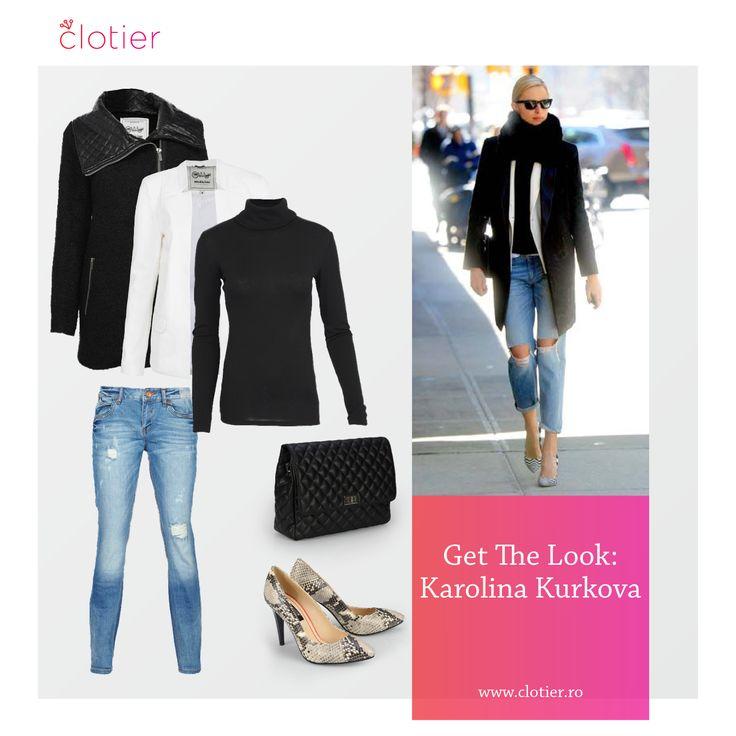 Get The Look: Karolina Kurkova ‹ Clotier  http://www.clotier.ro/blog/2015/01/07/get-the-look-karolina-kurkova/?utm_source=Pinterest&utm_medium=Board&utm_campaign=Blog%20Clotier&utm_content=Get%20the%20look