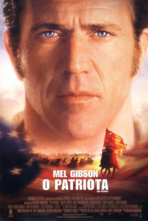 Um filme de Roland Emmerich com Mel Gibson, Heath Ledger : Benjamin Martin (Mel Gibson) foi o herói de um violento conflito. Desde o término da guerra ele renunciou à luta, vivendo em paz com sua família. Quando os ingleses levam a guerra da independência americana para dentro de sua casa, Benjamin não vê...