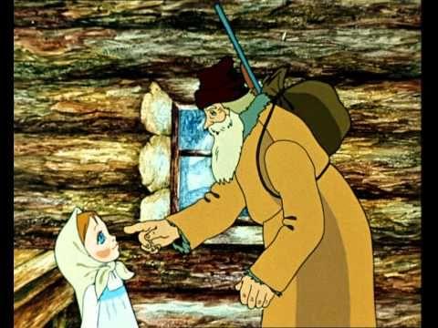 Серебряное копытце Советский мультфильм для детей по сказу П.П. Бажова