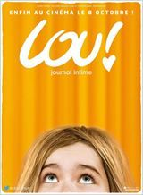 """Film """"Lou ! Journal infime"""" de Julien Neel adapté de sa bande dessinée """"Lou !, 1 : Journal infime"""""""
