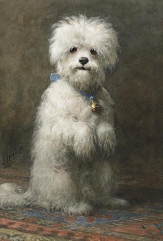dog paintings auction | next up hispanic heritage month spanish dog breeds 10 spanish dog ...