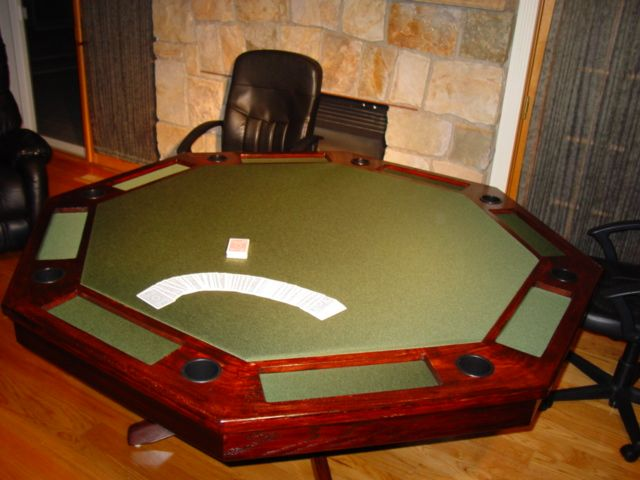 How To Build An Octagon Poker Table | Poker Table | Pinterest | Octagon  Poker Table, Poker Table And Poker