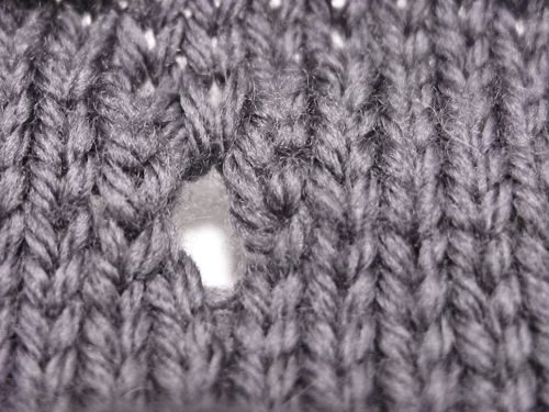 Knitting Stitches Buttonholes : 17 Best images about Knitting: buttonholes on Pinterest Knitting daily, Sti...