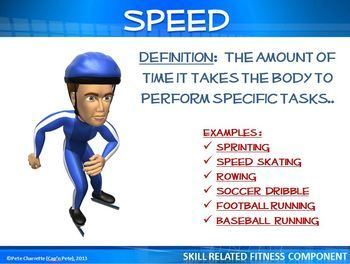 Ten tips to help improve your speed