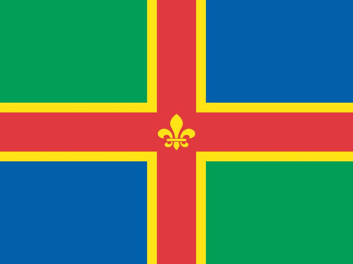 Flag of Lincolnshire