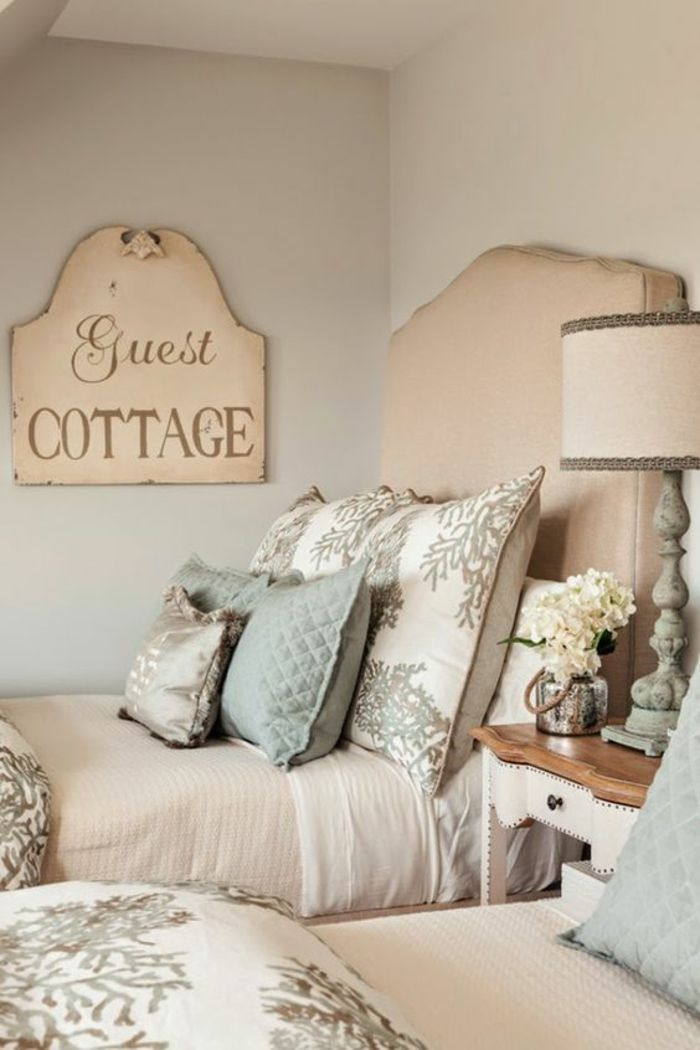 1247 best chambre coucher images on pinterest for Lampadaire style shabby