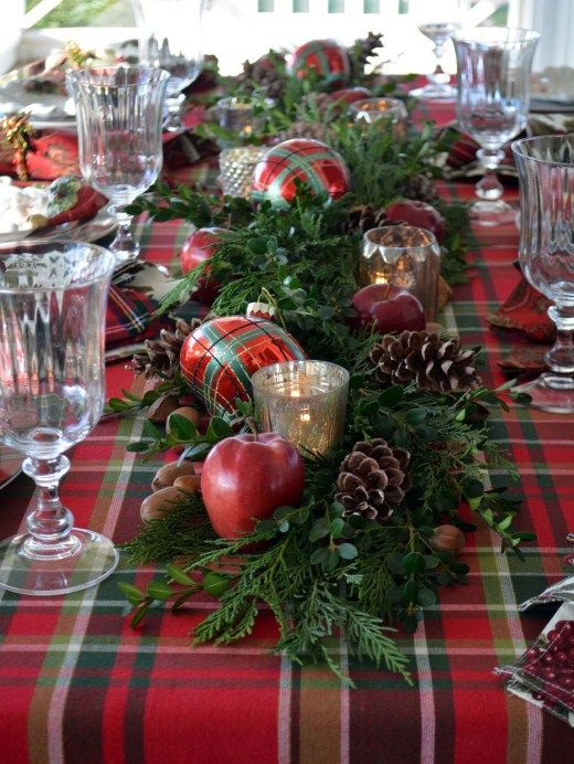 Incredible 30 Absolutely Stunning Ideas For Christmas Table Download Free Architecture Designs Boapuretrmadebymaigaardcom