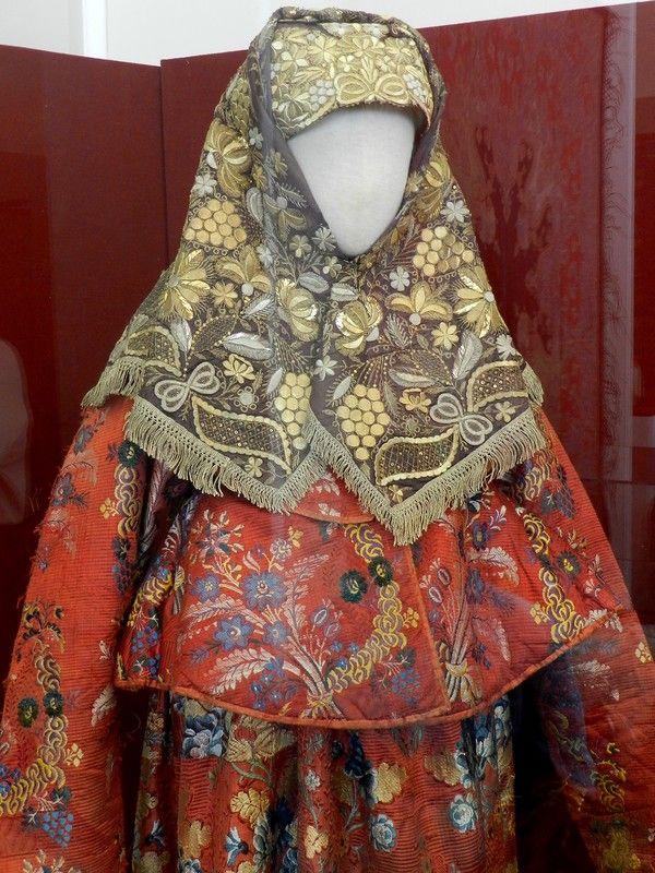 Выставка платков. - vita_colorata