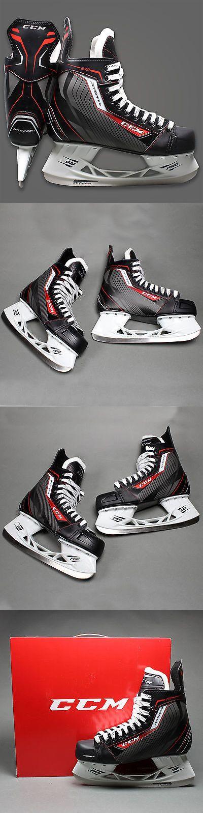 Ice Hockey-Adult 20858: Ccm Jetspeed 250 Senior Ice Hockey Skates Sr (New) Lists For: $79.99 -> BUY IT NOW ONLY: $79.99 on eBay!