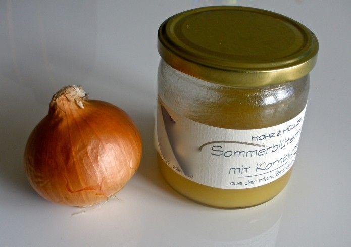 Zwiebel-Honig