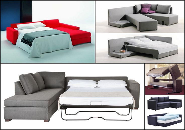 Save space and get a sofa bed  http://www.smart-realestate.com/en