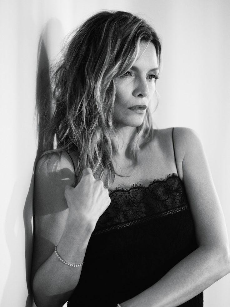 Michelle Pfeiffer for Interview Magazine April 2017