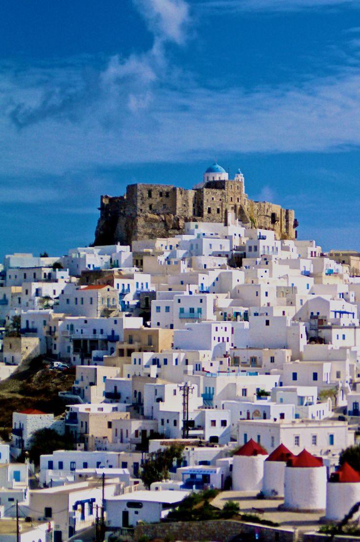 Hora - Astypalaia, Greece