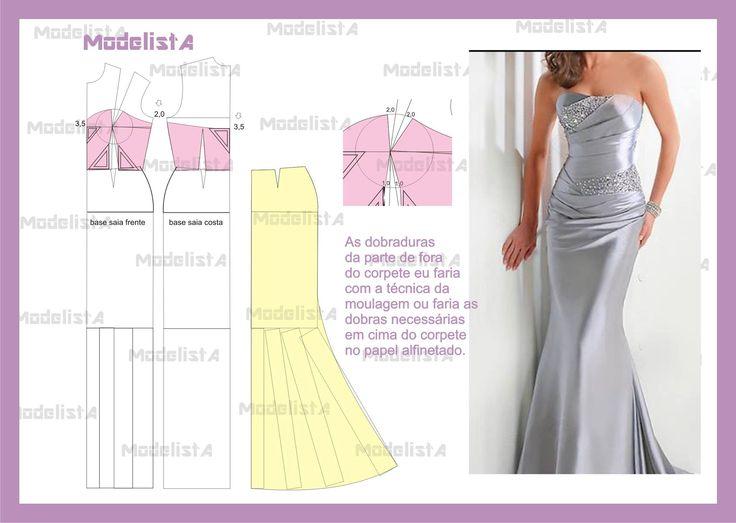 Dress Pattern for it
