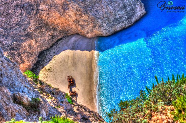 You can watch the Shipwreck on virtual tour at: www.virtualzakynthos.gr