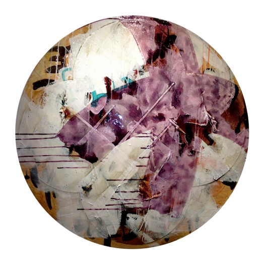 Emma Wright painting