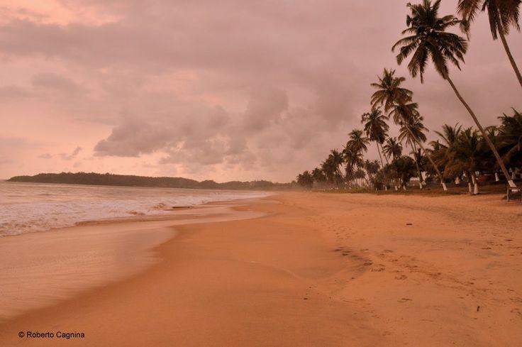 Cosa vedere in Ghana Togo e Benin spiagge di sabbia