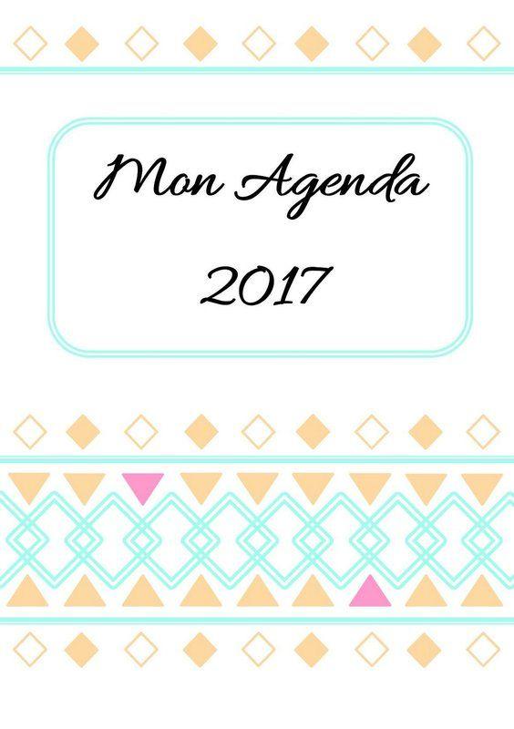 Célèbre Plus de 25 idées uniques dans la catégorie Agenda imprimable sur  RO99