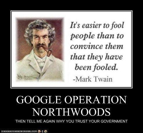 False Flag Proof Series, vol. I: Operation Northwoods