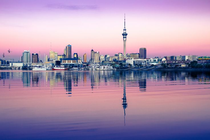 Softly from the sky - Auckland City