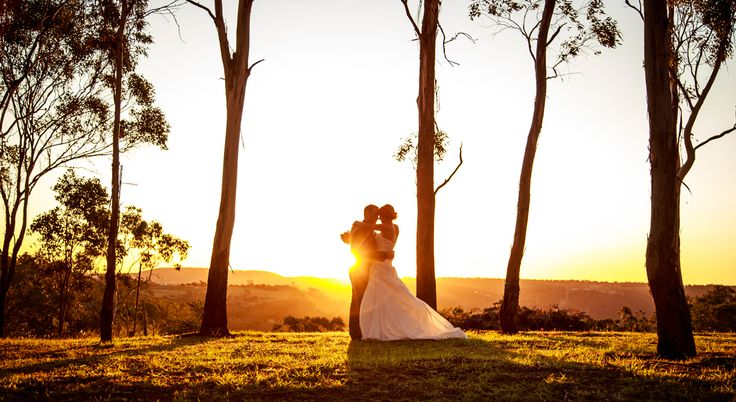 Sunset Silhouette Salt Studios| Toowoomba Wedding and Commercial Photography