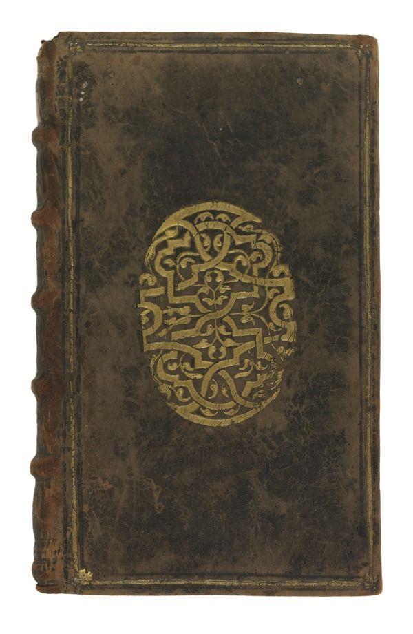 Old book at Uppsala university library