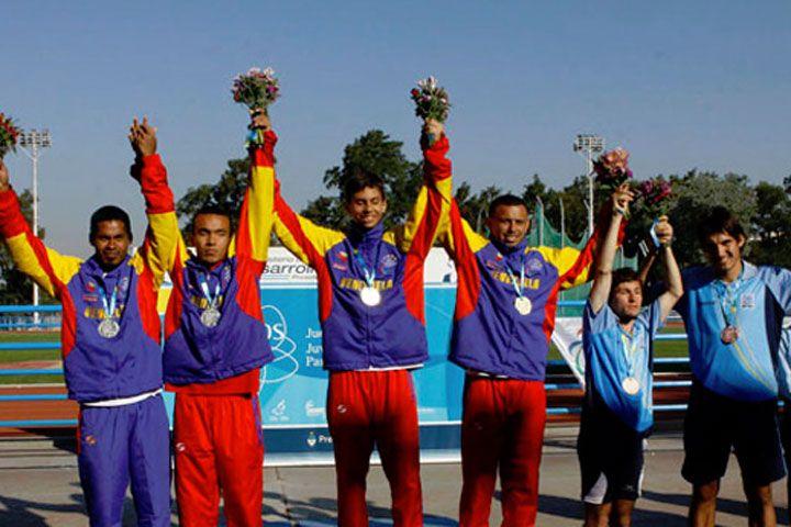 Venezuela finalizó cuarta en los Juegos Parapanamericanos con 66 medallas