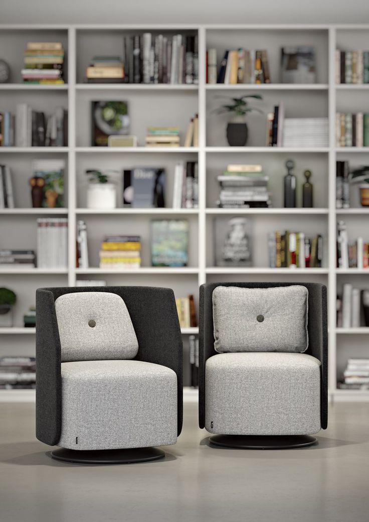 Fields - Fotelek, ülőgarnitúrák - Termékek / Irodabútorok - Kinnarps