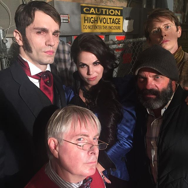 It's the #SaturdayFreakShow from #OnceUponATime staring Mr. Hyde, Dr. Jekyll…