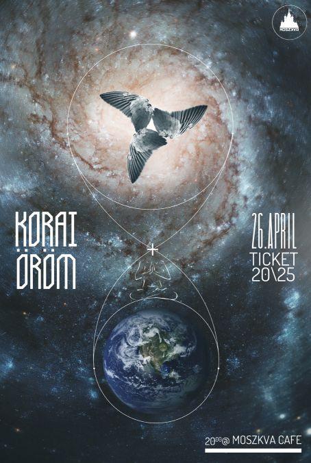 Pictures from the concert Korai Öröm @ Moszkva Café #Oradea