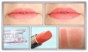 Тинты, помады, блески, бальзамы, карандаши для губ Бальзам-тинт, усиливающий натуральный цвет губ ( ванильный персик) Secret Kiss Sweet Glam Tint Glow - Vanilla Peach