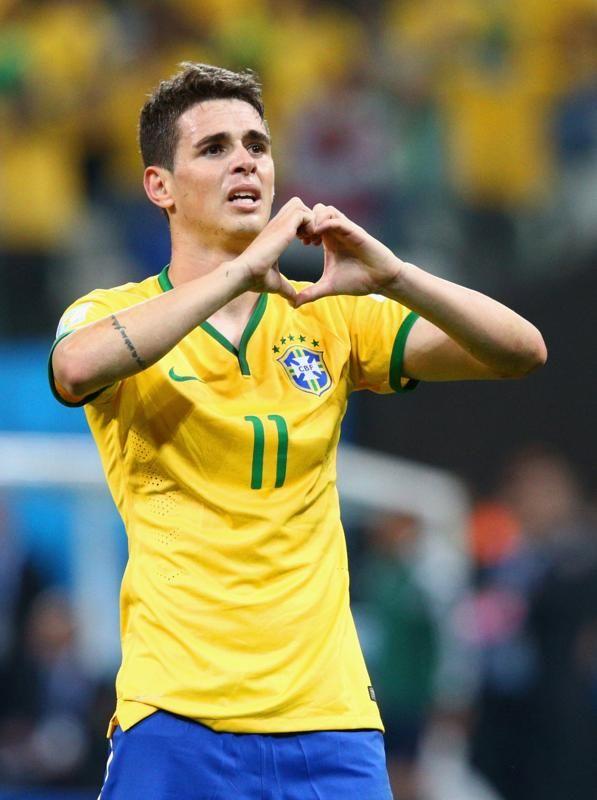 Oscar Brazil 2014 World Cup 17 Best images ...