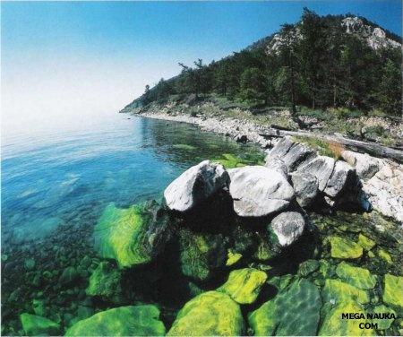 Озеро Байкал Природа России  #Russia  #Nature