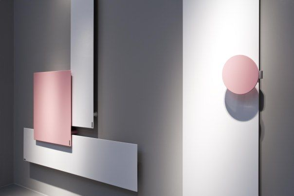 #SQUARE COMPOSITION by #Tubesradiatori [design Ludovica+Roberto Palomba] featured in Design Tracks blog