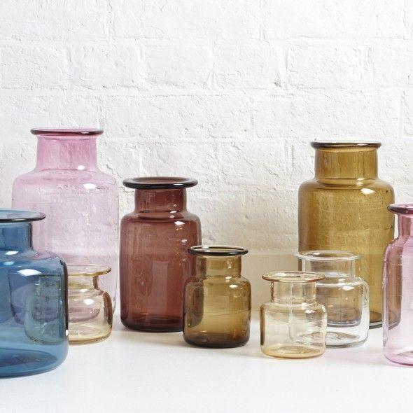 Chelsea Jars by Michael Ruh