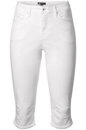 Ethnic light | Summer collection | Capri | 5-pocket | White