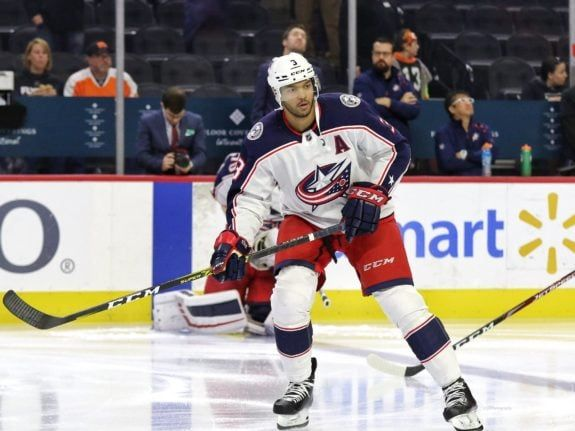 Columbus Blue Jackets Injuries Opening Up Roster Spots En 2020