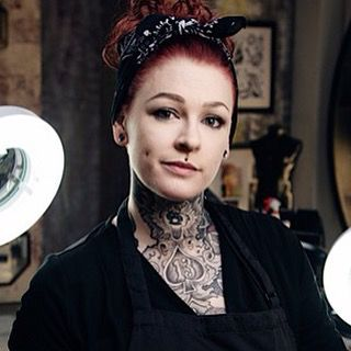 Lou from Tattoo Fixers