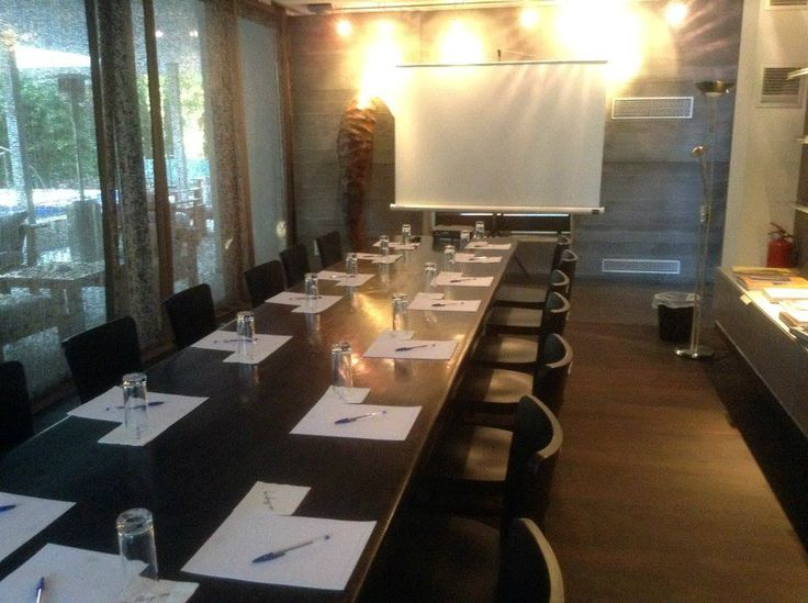 If you are searching for a more unique setting to promote creativity and build team spirit, why don't you organize your next #business event at the Library Room of Life Gallery Athens Hotel & Spa? #conference #Athens