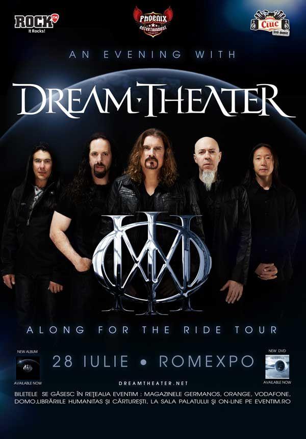 Dream Theater 2014