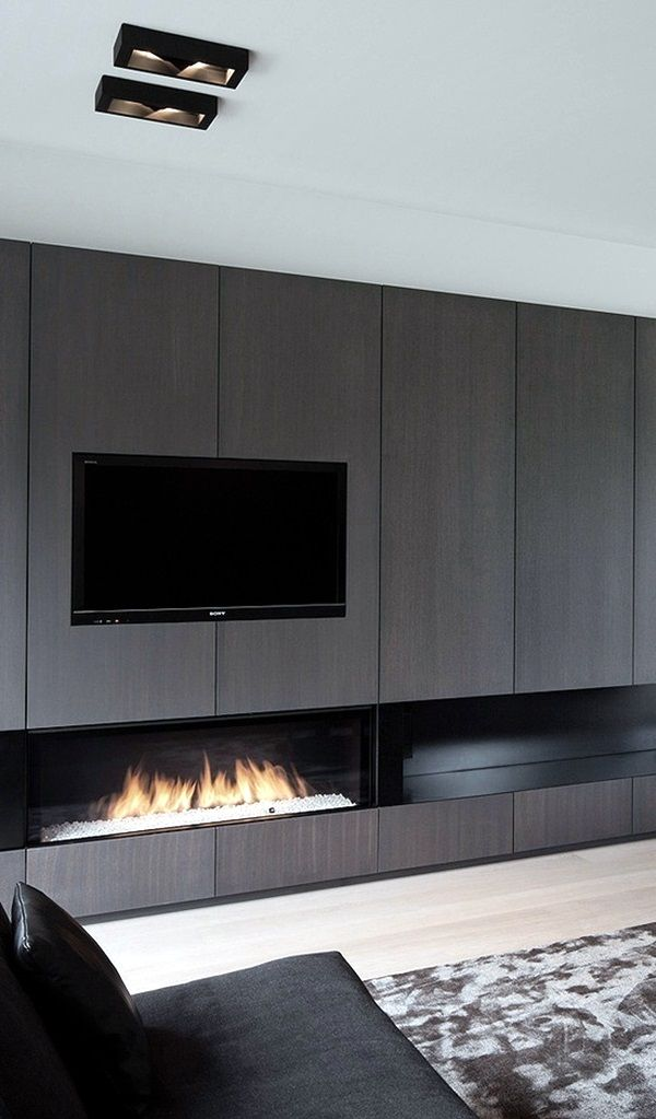 Unique Tv Wall Unit Setup Ideas (9)