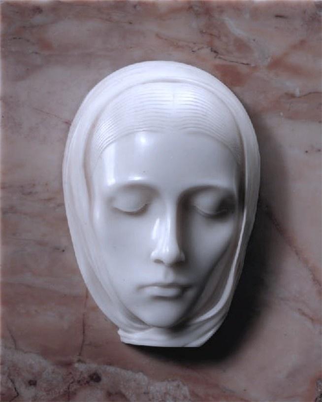 Adolfo Wildt Vergine, 1924