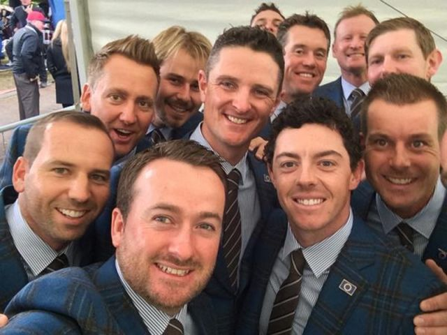 Social Snapshots: Ryder Cup | Golf Channel