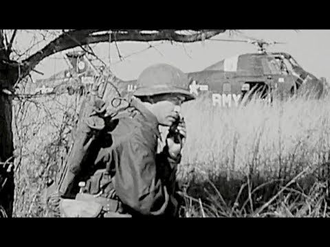 Army Pathfinder Team 1959 US Army Training Film; Advance Scouts for Assault Troops https://www.youtube.com/watch?v=roOUM4bNcUU #pathfinder #USArmy #warfare