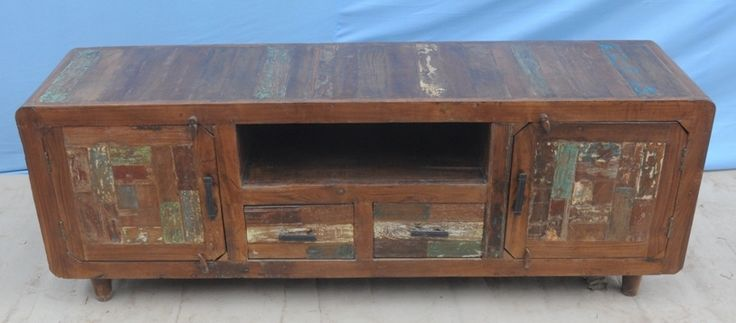 Antique TV Table.