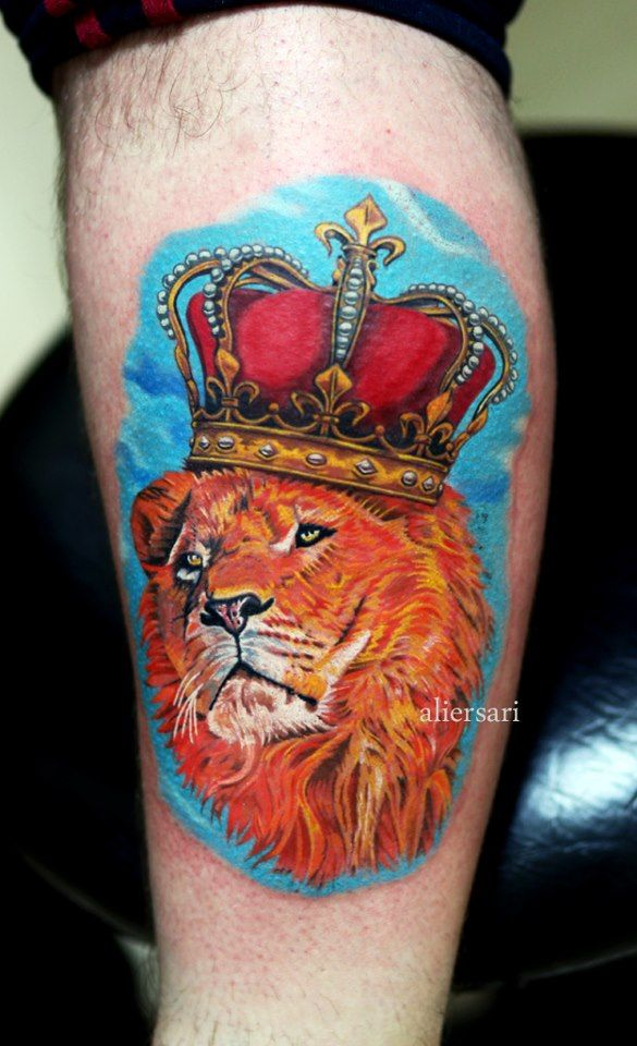 Aslan Kral | Tattoo