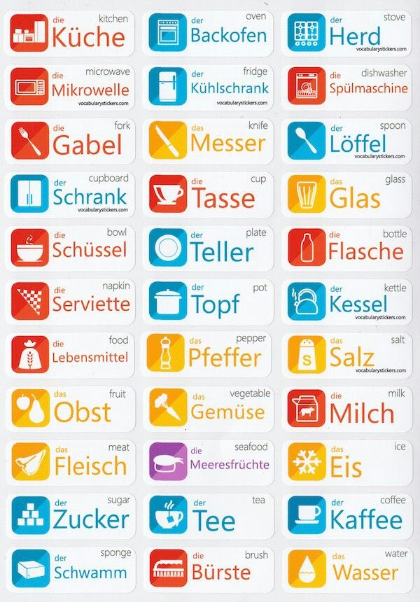 Learning German.