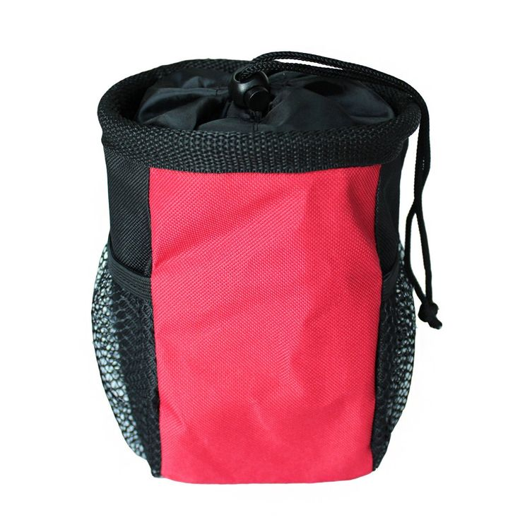 Dog Treat Pouch Training Pet Snack Bag Carry Food and Toys with Adjustable Waist Belt Durable and Washable * To view further, visit now : Dog Training and Behavior Aids